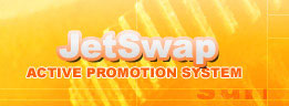 JetSwap — Active site promotion